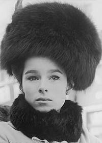 Фото Джеральдин Чаплин