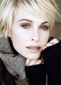 Josie bissett haircut
