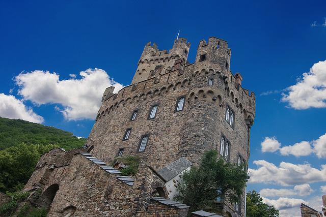 Замок крепость зоонек