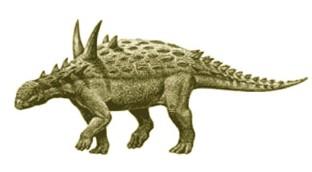 Динозавр Акантофолис