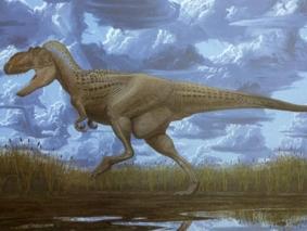 Динозавр Дасплетозавр