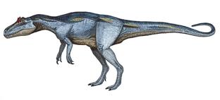 Динозавр Дельтадромеус