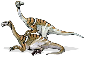 Динозавр Наншиунгозавр
