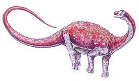 Динозавр Неукензавр