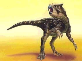 Динозавр Пситаккозавр