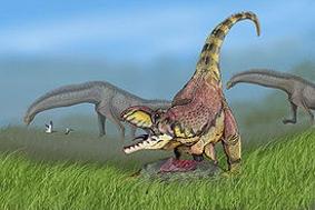 Динозавр Раджгазавр