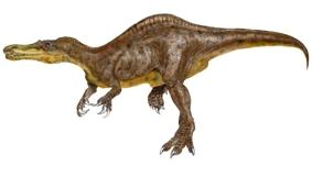 Динозавр Зухомим