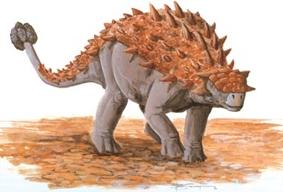 Динозавр Таларурус