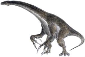Динозавр Теризинозавр