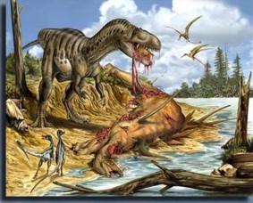Динозавр Торвозавр
