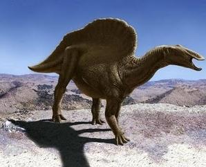 Динозавр Уранозавр