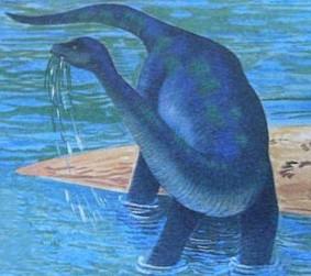 Динозавр Вулканодон