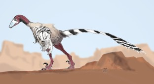 Динозавр Ахиллобатор