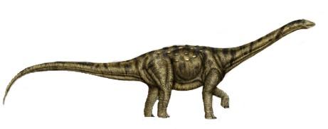 Динозавр Адамантизавр
