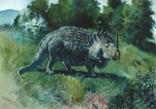 Динозавр Агатаумас