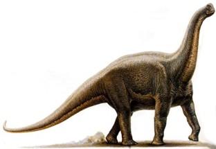 Динозавр Аламозавр