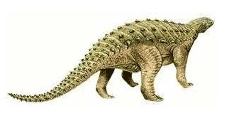 Динозавр Алетопелта