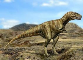 Динозавр Алиорам