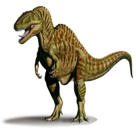 Динозавр Альтиспинакс