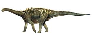 Динозавр Ампелозавр