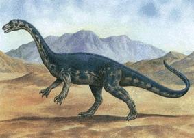 Динозавр Анхизавр