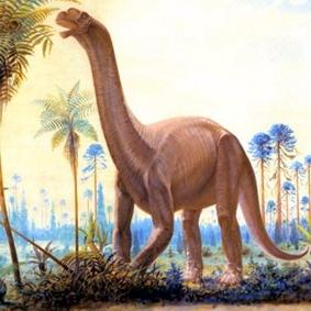 Динозавр Арагозавр