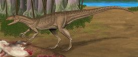 Динозавр Австраловенатор