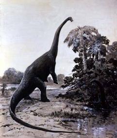 Динозавр Барозавр