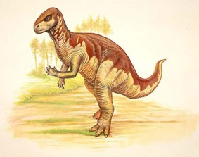 Динозавр Камптозавр