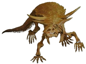 Динозавр Десматозух