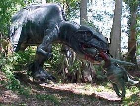 Динозавр Дриптозавр
