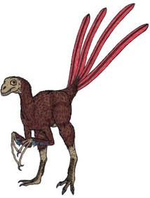 Динозавр Эпидексиптерикс