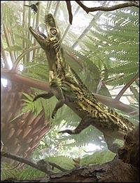 Динозавр Эупаркерия