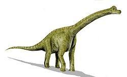Динозавр Жираффатитан