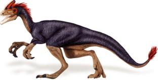 Динозавр Гуанлонг