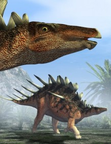 Динозавр Кентрозавр