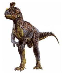 Динозавр Крилофозавр