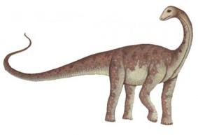 Динозавр Лаплптазавр