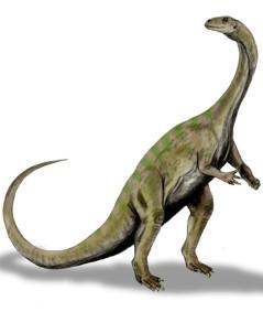 Динозавр Массоспондил