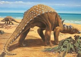 Динозавр Минми