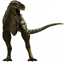 Динозавр Нанотиран