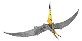 Динозавр Никтозавр