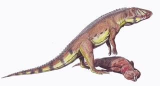 Динозавр Орнитозух