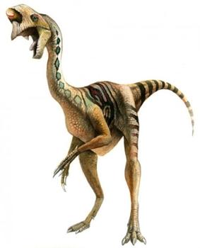Динозавр Овираптор