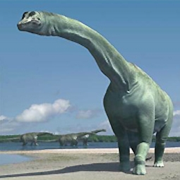 Динозавр Паралититан