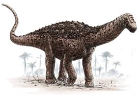 Динозавр Сальтазавр
