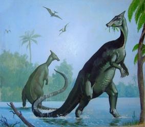 Динозавр Зауролоф