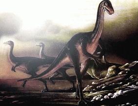 Динозавр Завроорнитоид