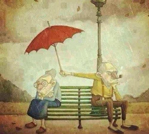 Злитесь, но не переставайте любить..