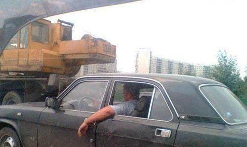 Волга - большое авто